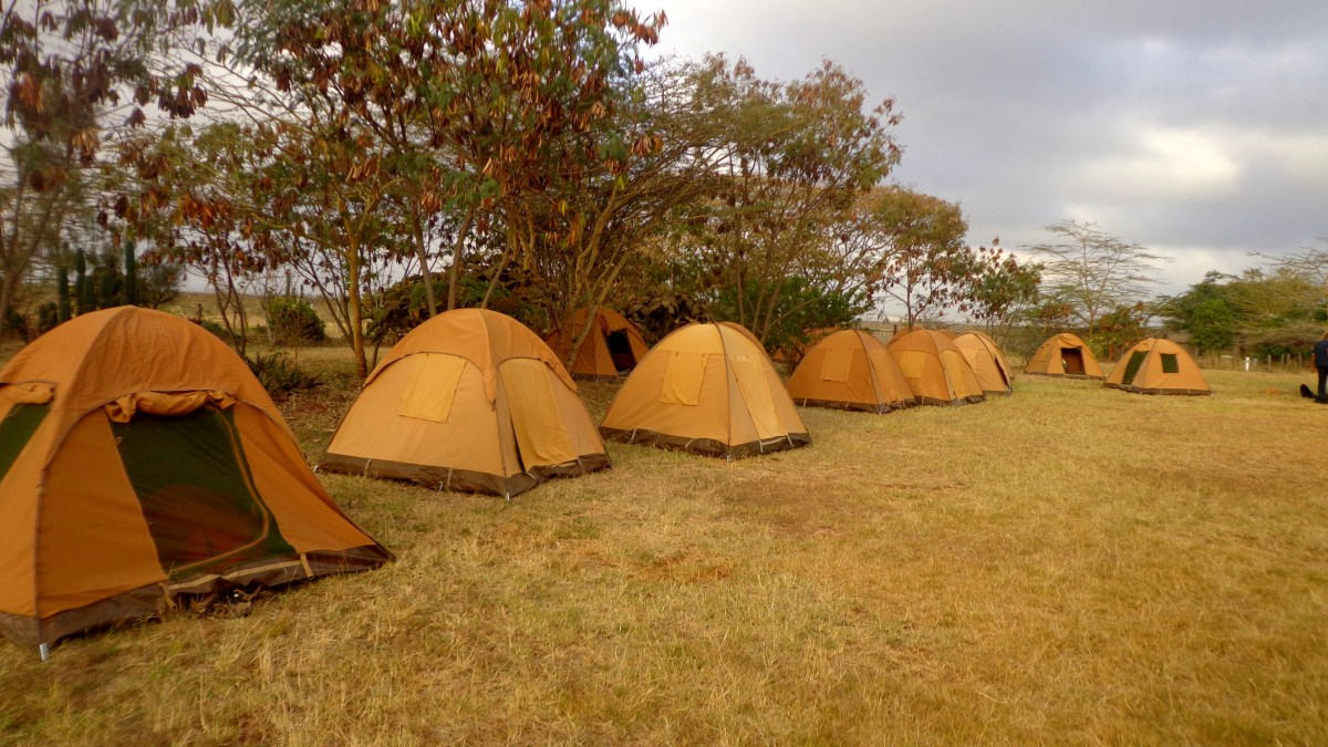 A Weekend Getaway At Kenya Wildlife Services Twiga Campsite