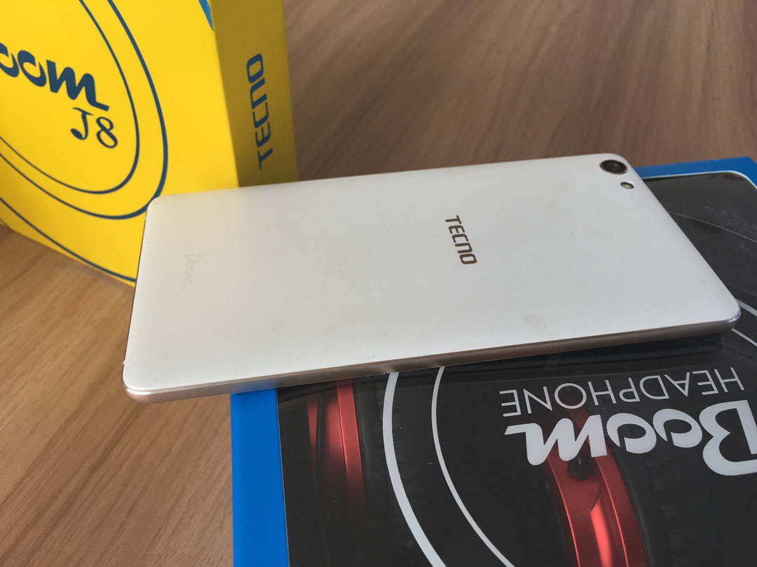 The Tecno Boom J8 Music Phone. My Experience & Review.