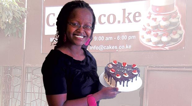Meet Grace Murugi - Cake Connoisseur And Winner Of Sinapis Seed Capital