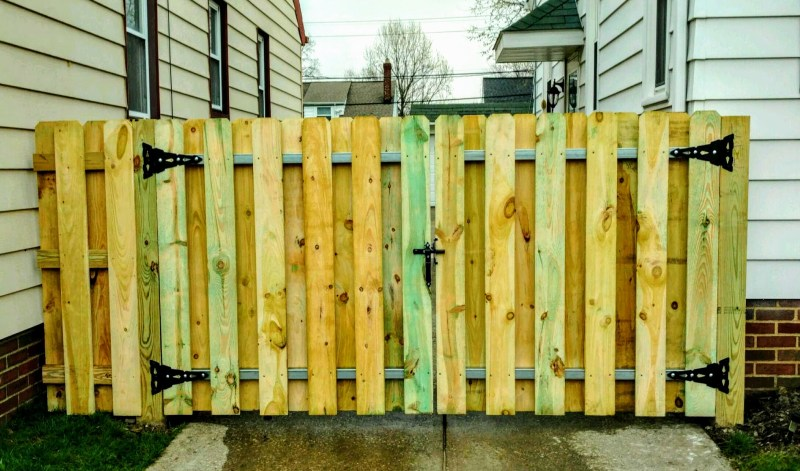 Large Of Picket Fence Gate