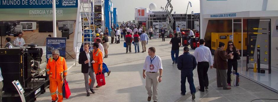 Ferias Chile estará presente en EXPOMIN 2016