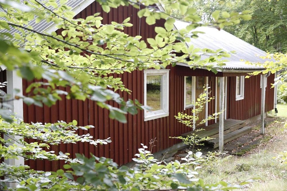 ausstattung ferienhaus joarsbo in schweden direkt am see. Black Bedroom Furniture Sets. Home Design Ideas