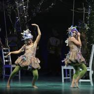 Sonho de uma noite de Verão (2007/2008  - Teatro Nacional Dona Maria II)