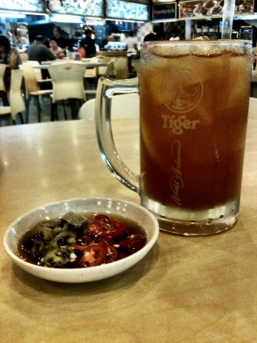 Iced Tea & Chillies - Local Hawker Centre