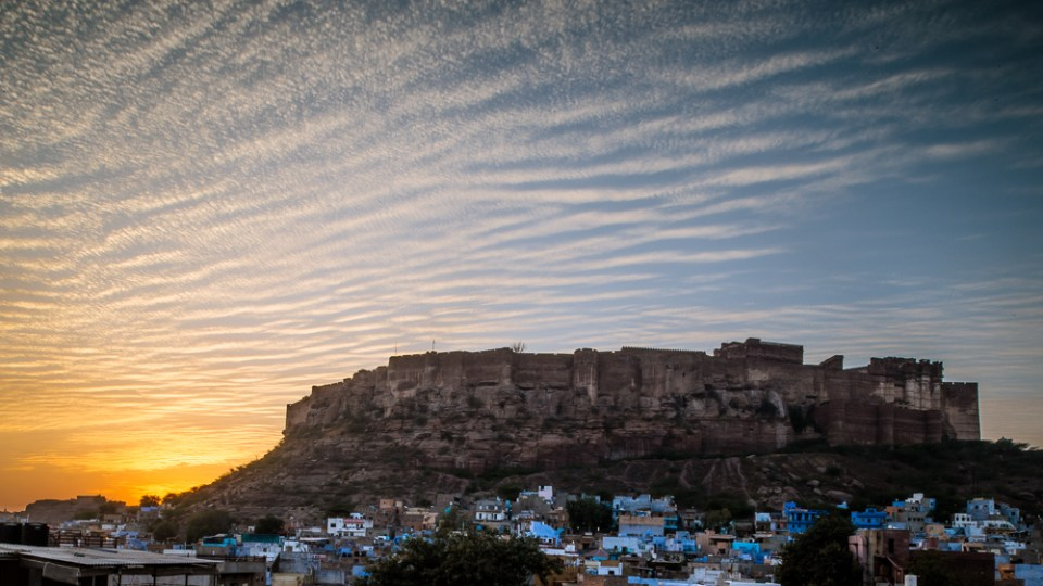 Fortress Rajasthan