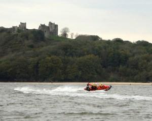 Ferryside Lifeboat 2011