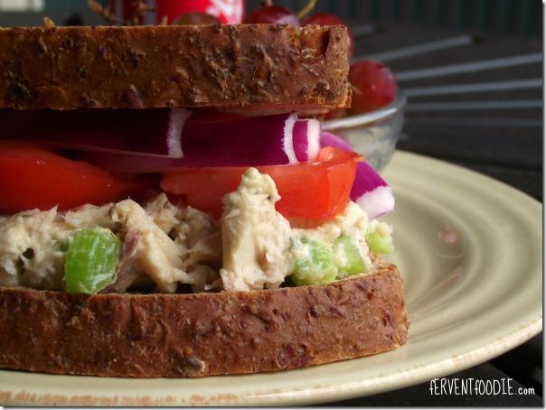 healthy tuna