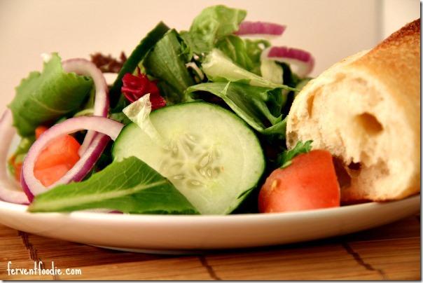 panera classic salad