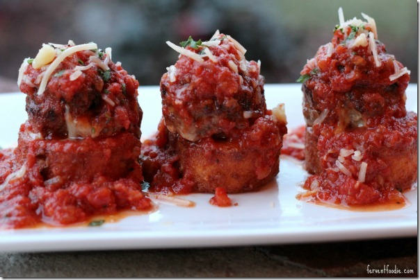 Napa on Providence - Meatballs