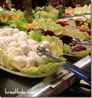 chima salad bar