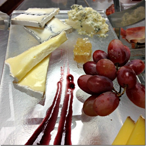 Urban Sip Cheese Plate