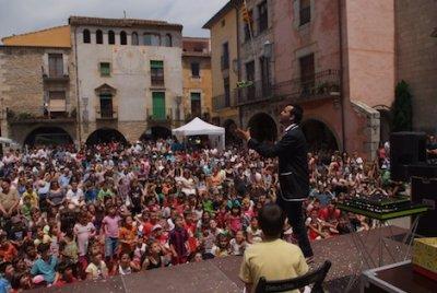 Feria Magia en Torroella de Montgrí