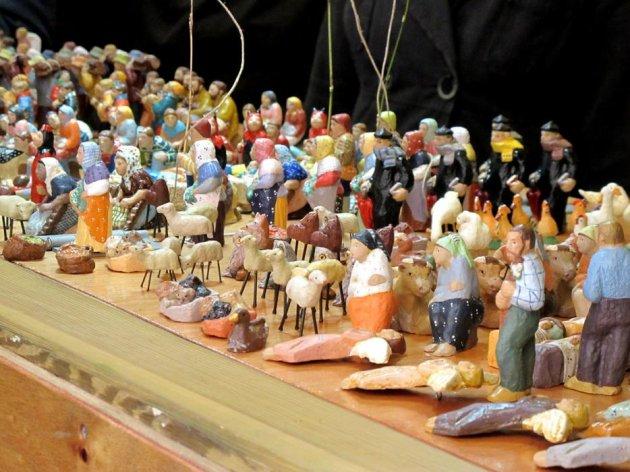 Feria del Pesebre en Olot