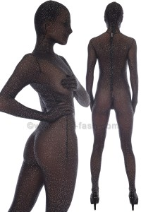 Transparent Lux Zentai