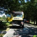 Verkehrsunfall eingeklemmte Person Voerdener Str. Hinnenkamp 18.08.16 10