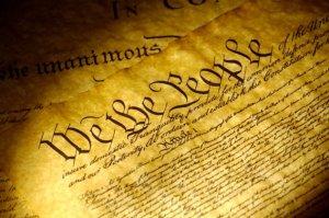 Constitution Parchment