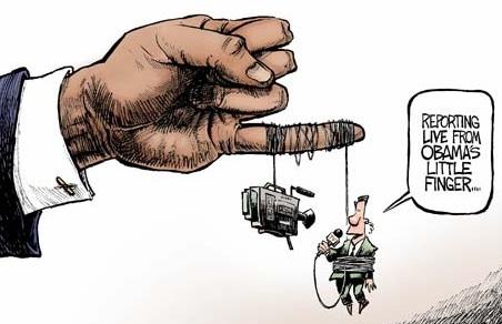 Media Bias - Obama