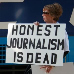 Journalism Dead