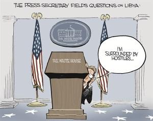 White House Dodging Benghazi