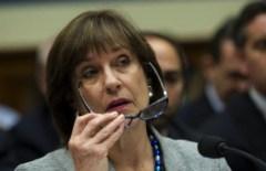 Lois Lerner IRS