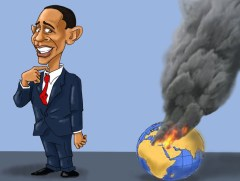 Obama Foreign Policy Failed