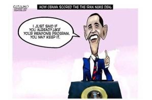 Obama Iran Nuke Deal