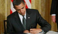 obama-legislation executive order