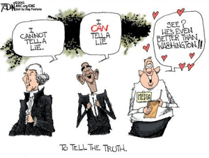 obama washington lies