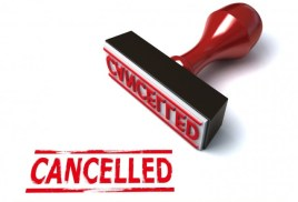 Cancelled Cancellation ObamaCare