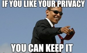 Obama Privacy NSA