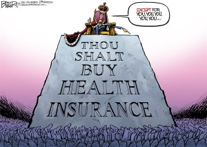 Obamacare-exemptions