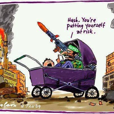 Hamas baby Israel