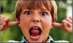 Child Yelling Liberal Democrat
