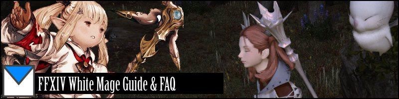 ffxiv white mage whm general guide faq stats gear skills