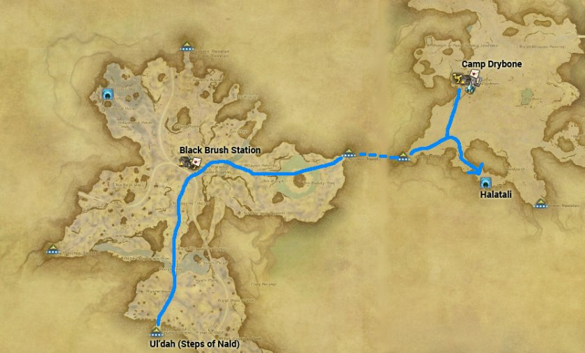 FFXIV-ARR-Halatali-how-to-get-there