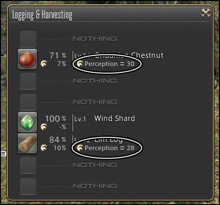 preparation example gathering guide ffxiv arr reborn