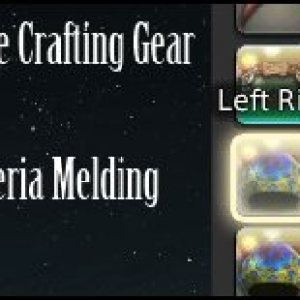 "FFXIV ARR Crafting leveling in A Realm Reborn. ""Dont get left behind!"""