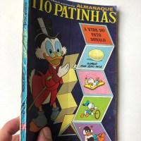 1° lote - Tio Patinhas n° 9 (Ed. Abril, formatinho)