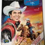 1° lote - As Aventuras de Beto Carrero (Formato europeu – álbum))
