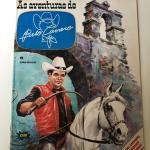 1° lote - As Aventuras de Beto Carrero (Formato europeu – álbum)
