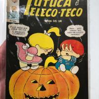 2° lote - Coleção Tutuca e Teleco-Teco – 3ª. Série (Ed. Ebal, formato americano)