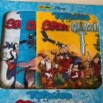4° lote - Box da saga A ESPADA DE GELO (Panini italiana, importado e lacrado)