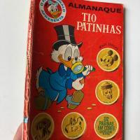 6° lote - Tio Patinhas n° 2 - (Ed. Abril, formatinho)