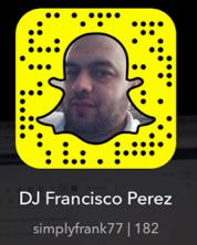 Houston-Wedding-DJ-Millenials-Snapchat-code