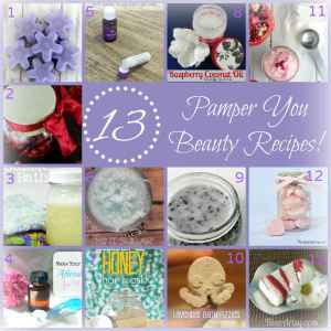 13 Wonderful Homemade Beauty Recipes to Pamper You!