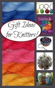 Gift Ideas for Knitters or Crocheters
