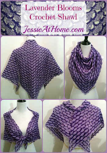 Crochet Pattern by Jessie At Home