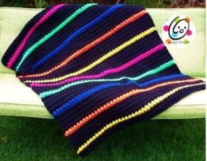 Marni's Blanket Lap Afghan