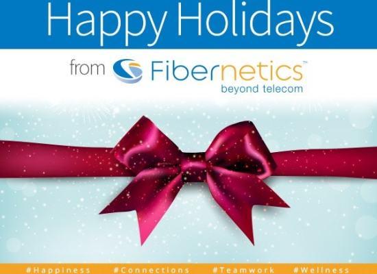 Merry Christmas from Fibernetics.