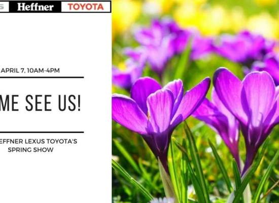 11th Annual Heffner Toyota Spring Show